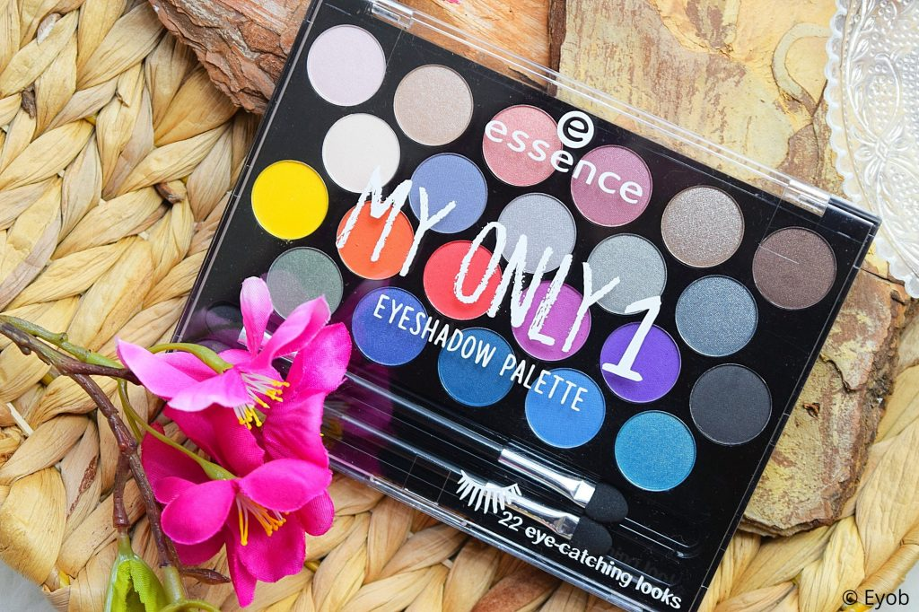 Essence My Only 1 Eyeshadow – oogschaduw – met ooglook