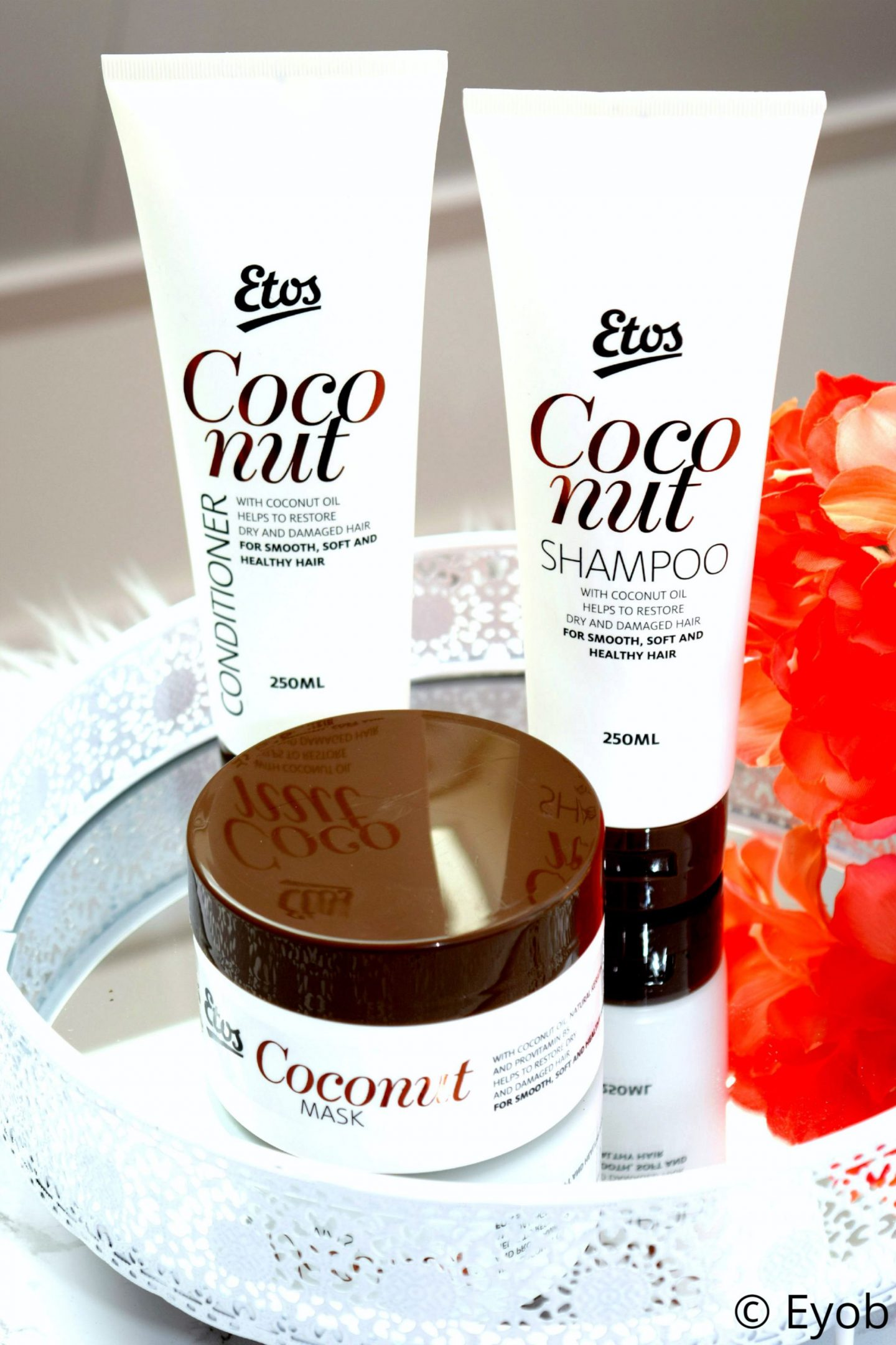 Coconut verzorging – Etos