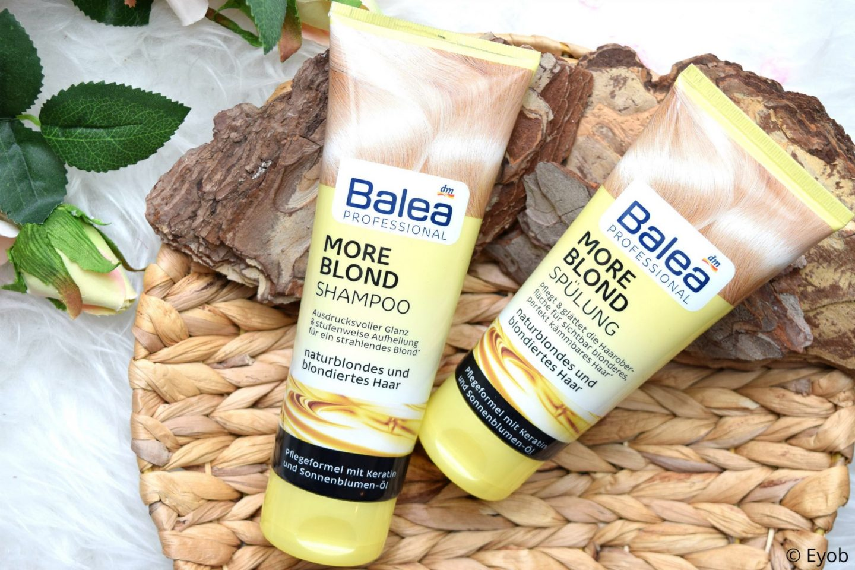 Balea More Blond