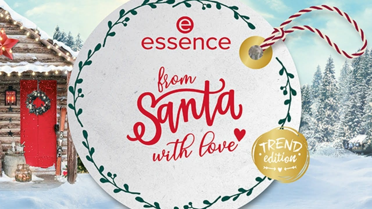 Preview: Essence From Santa With Love