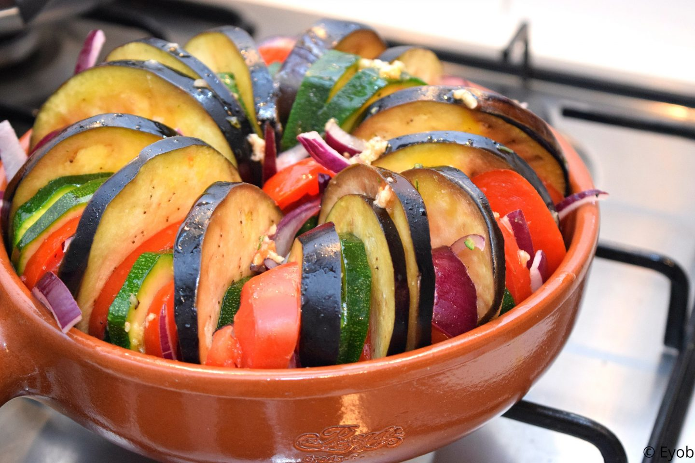 Mediterraanse groenteschotel - altijd feest
