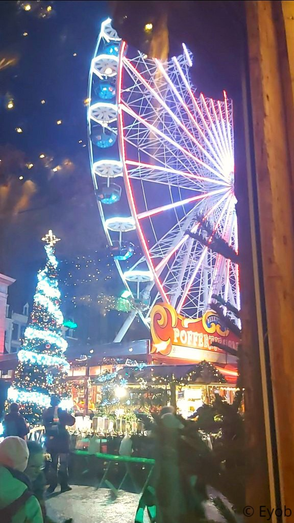 Maastricht in december, magisch
