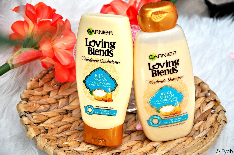Garnier Loving Blends Rijke Argan – review