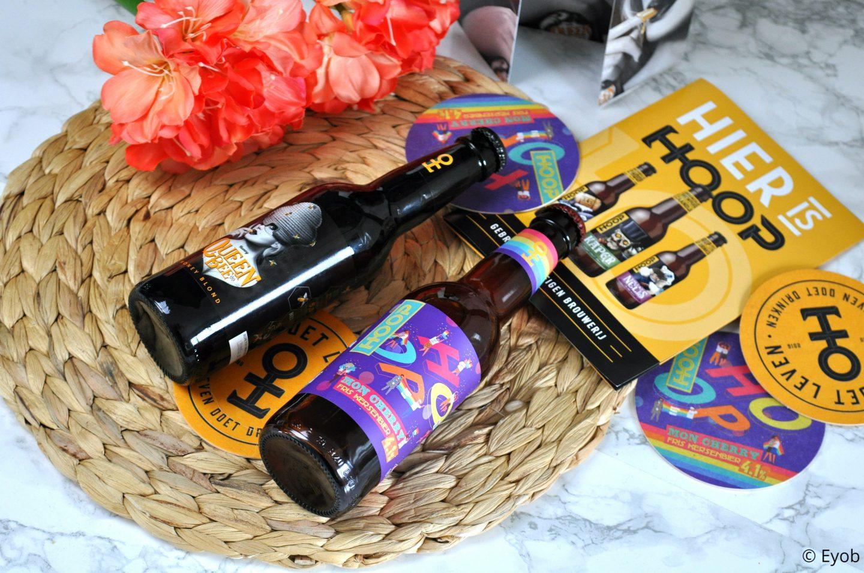 Kersenbier & Honingbier van Brouwerij Hoop