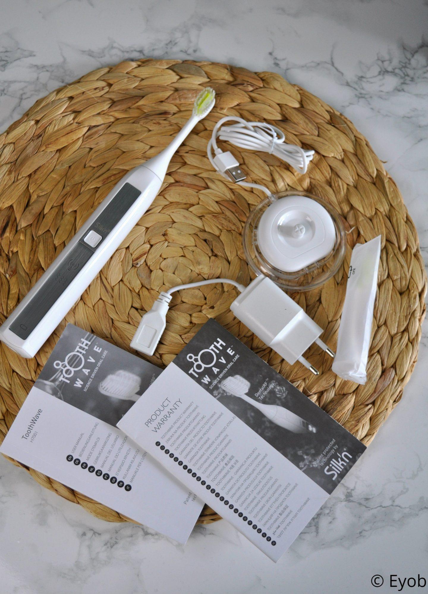 Silk'n elektrische tandenborstel