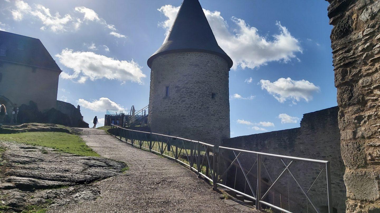 bezienswaardigheden in Luxemburg - Vianden