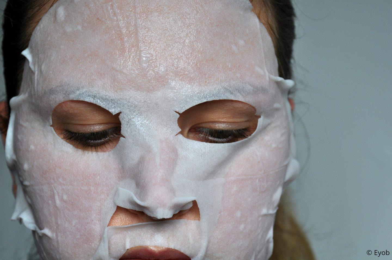 Garnier gezichtsmasker