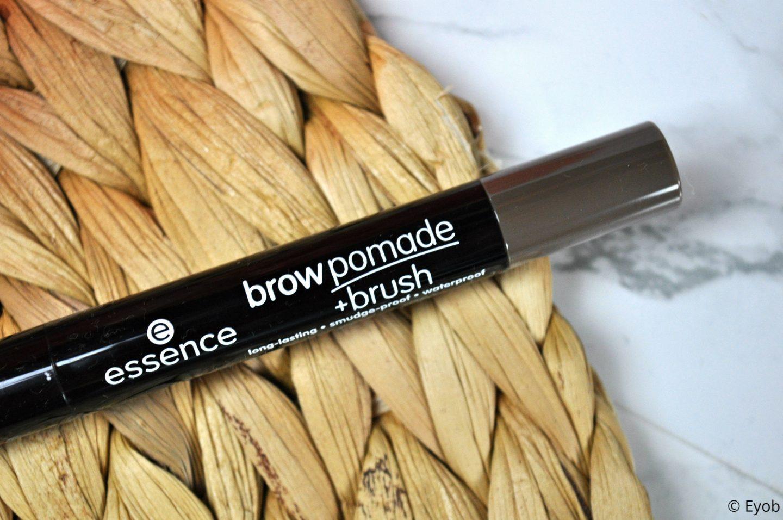 Essence Brow Pomade + Brush