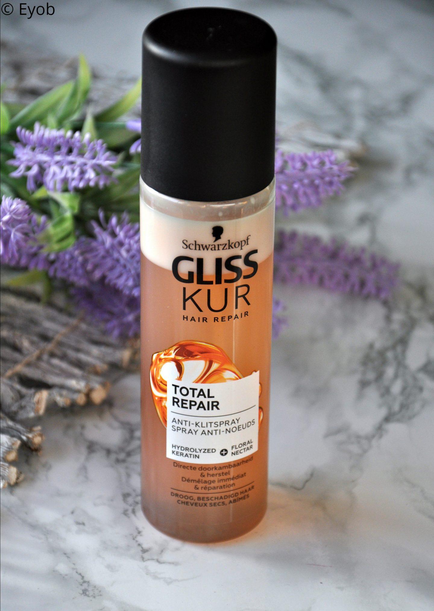 Gliss Kur Anti-Klit Spray
