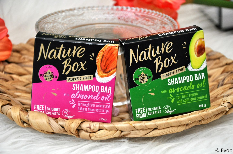 Shampoo Bar van Nature Box – Mijn ervaring!