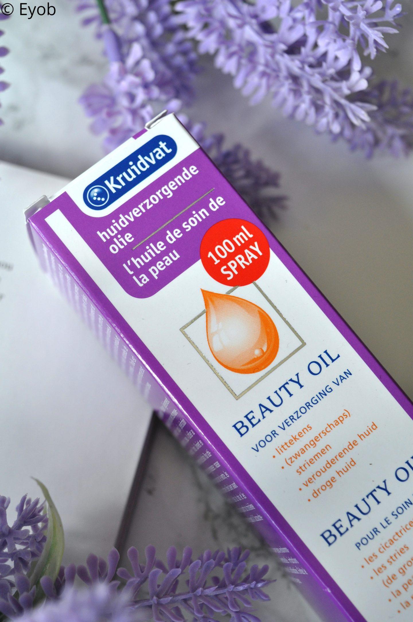 huidverzorgende olie Kruidvat