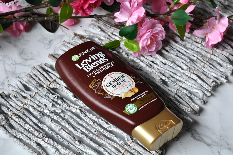 Gember Boost van Garnier Loving Blends