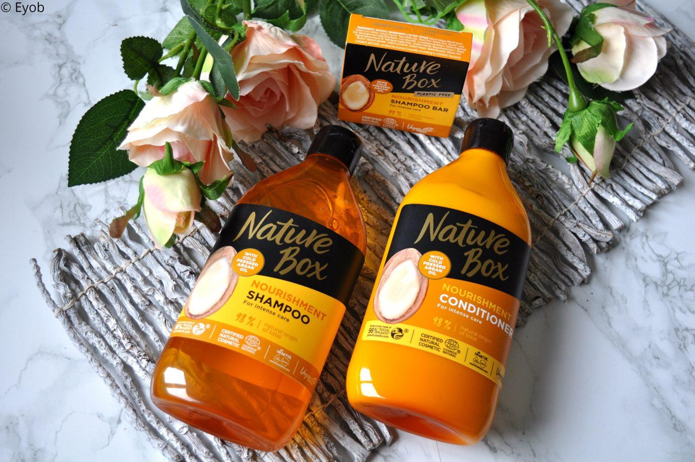 Nature Box Argan Oil