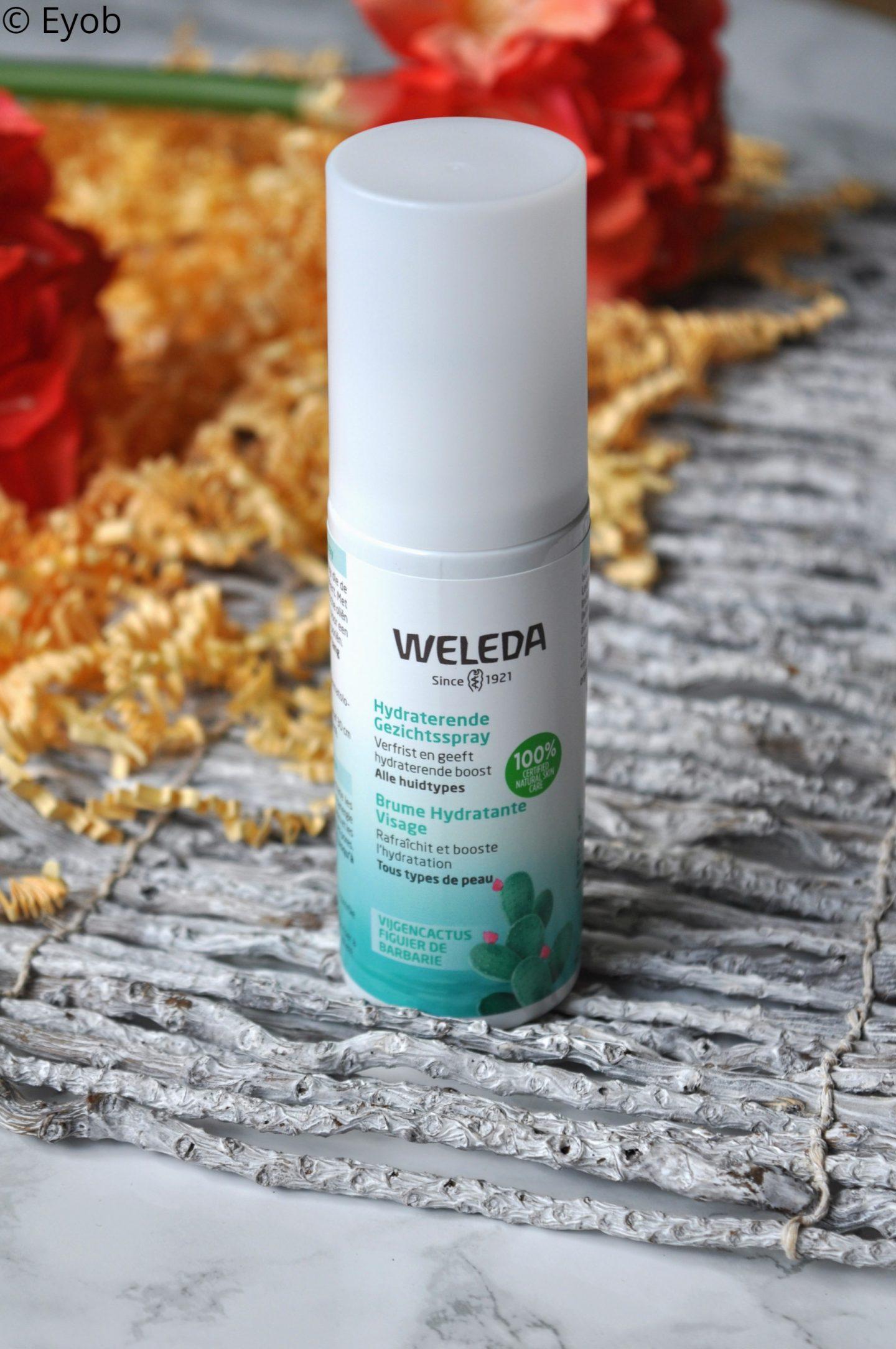 Hydraterende Gezichtsverzorging van Weleda
