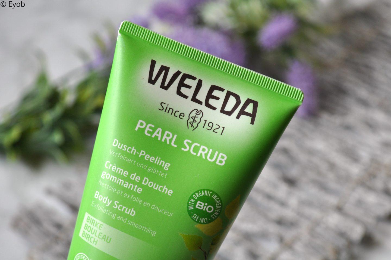 Body Scrub van Weleda